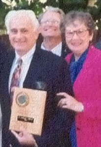 Bill and Gloria Powers