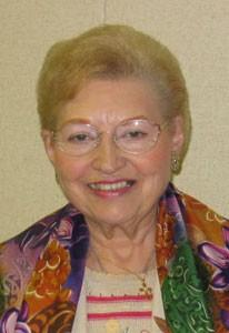 Mary Seccombe