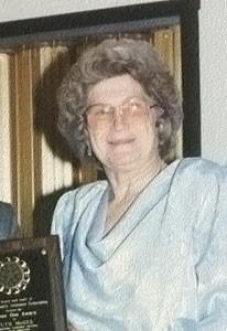 Ruth McGee