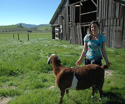 Alissa Donovan Utah farmer