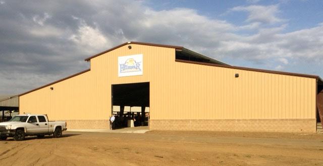 Big Barn at Merced County Fairgrounds