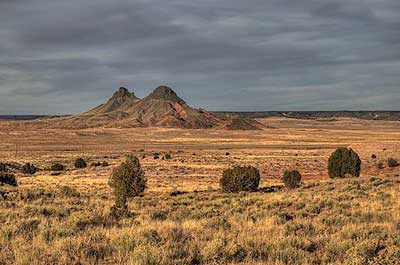 Hopi Buttes - By John Fowler from Placitas, NM, USA