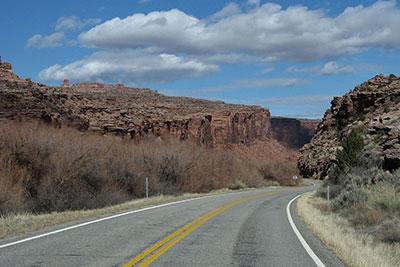 Rural Utah photo.