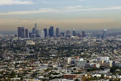 Downtown LA 2010