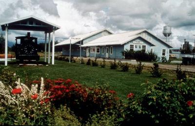 Palmer AK depot