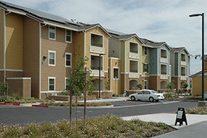 Affordable Housing complex