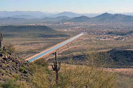Central Arizona Project (CAP) Canal