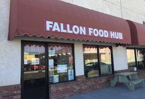 Fallon Food Hub storefront