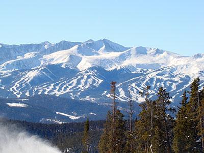 Colorado Mountains - Breckenridge
