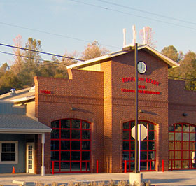 Rough and Ready firehouse