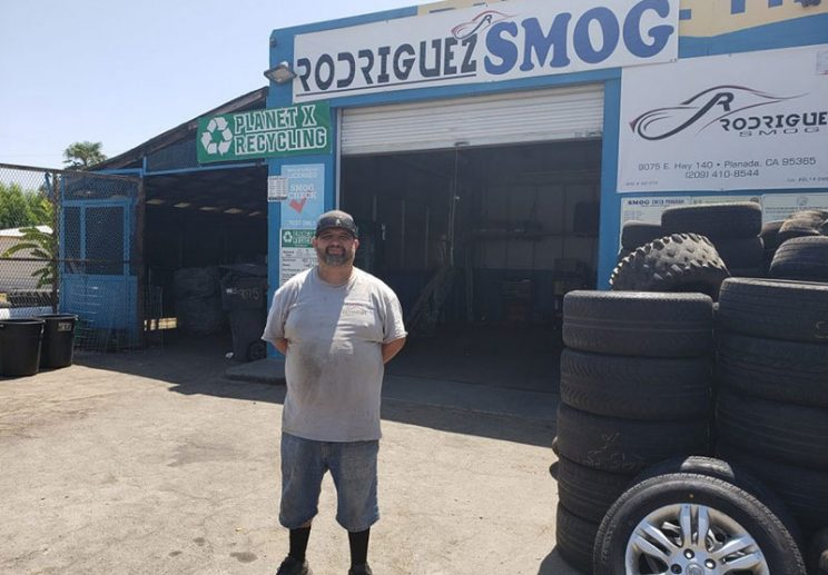 Antonio Rodriguez, small business owner