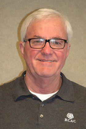 Stan Keasling, RCAC CEO