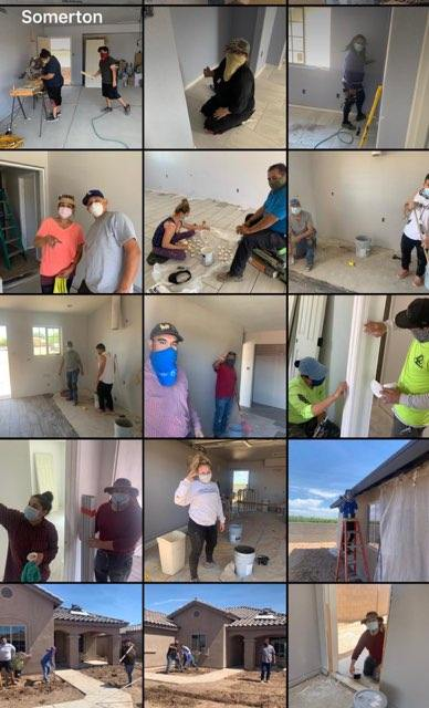Owner/builders self help construction AZ