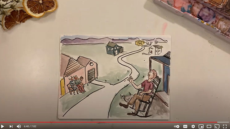 Video to celebrate homeownership month