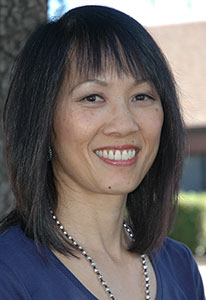Patricia Wu Borges Assistant Director, Staff Operations
